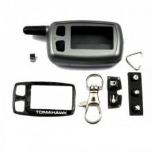 Корпус для брелока Tomahawk TW 9010 в старых корпусах (темно-серый матовый)