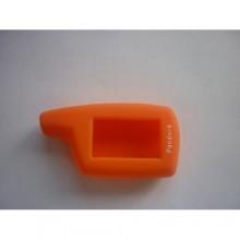Чехол для брелока Силикон Pandora 3000 Оранжевый