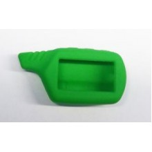 Чехол для брелока StarLine B/A61/A91 Силикон Зеленый